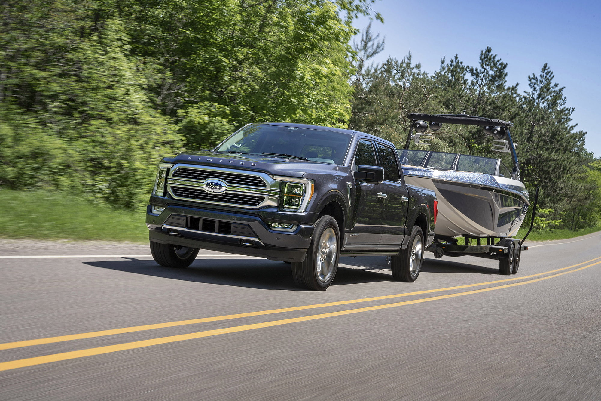 Overview Of The New 2021 Ford F-150