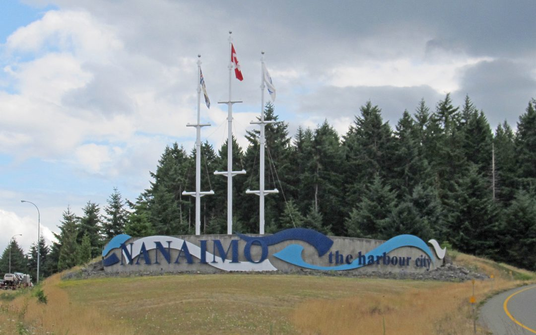Nanaimo – The City and the Bar