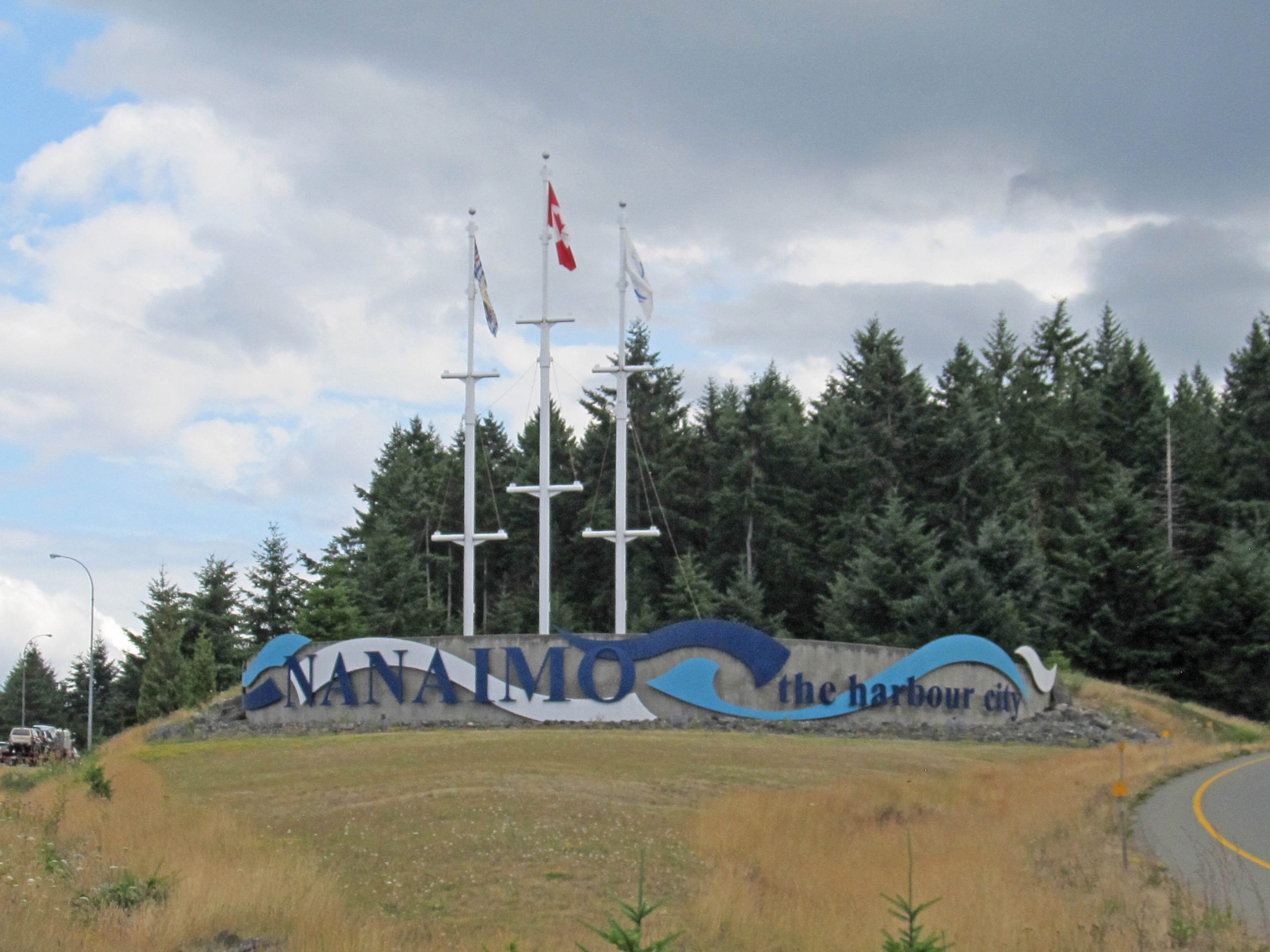 Nanaimo Sign