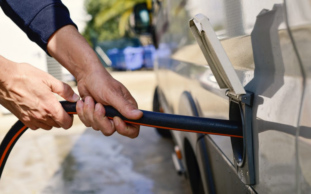 How to Repair a Broken Water Line in Your RV