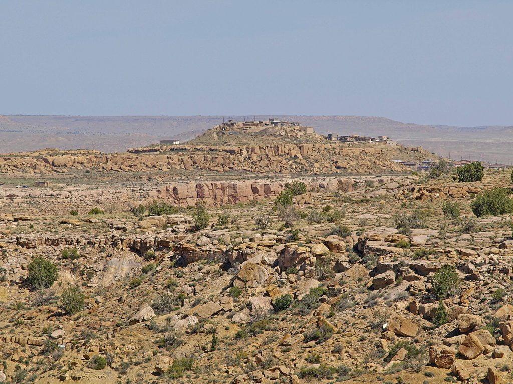 Hopi landscape