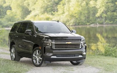 A Look at the All-New 2021 Chevrolet Tahoe