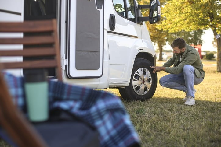 Save Money by Measuring Your RV's Tire Pressure Monthly