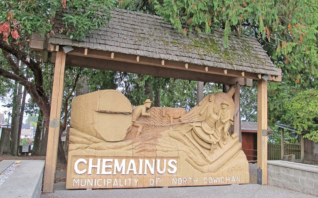 The Charming Little Town of Chemainus: Canada's Mural Capital