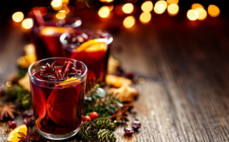 Festive Holiday Drinks to Try at Home or at the Campsite
