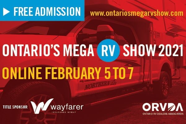 Announcing Our Virtual Winter RV Show for 2021
