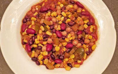 Chilli: The Ultimate Comfort Food with a Twist