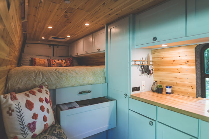 7 Storage Space Solutions for Your RV