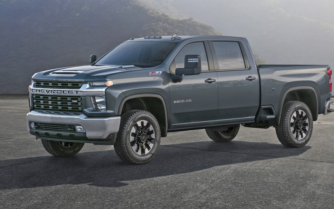 What's New with 2021 Heavy Duty Pickup Trucks