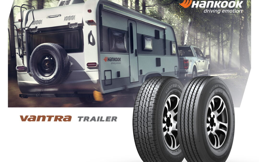 Hankook Introduces Its First Trailer Tire – the Vantra Trailer