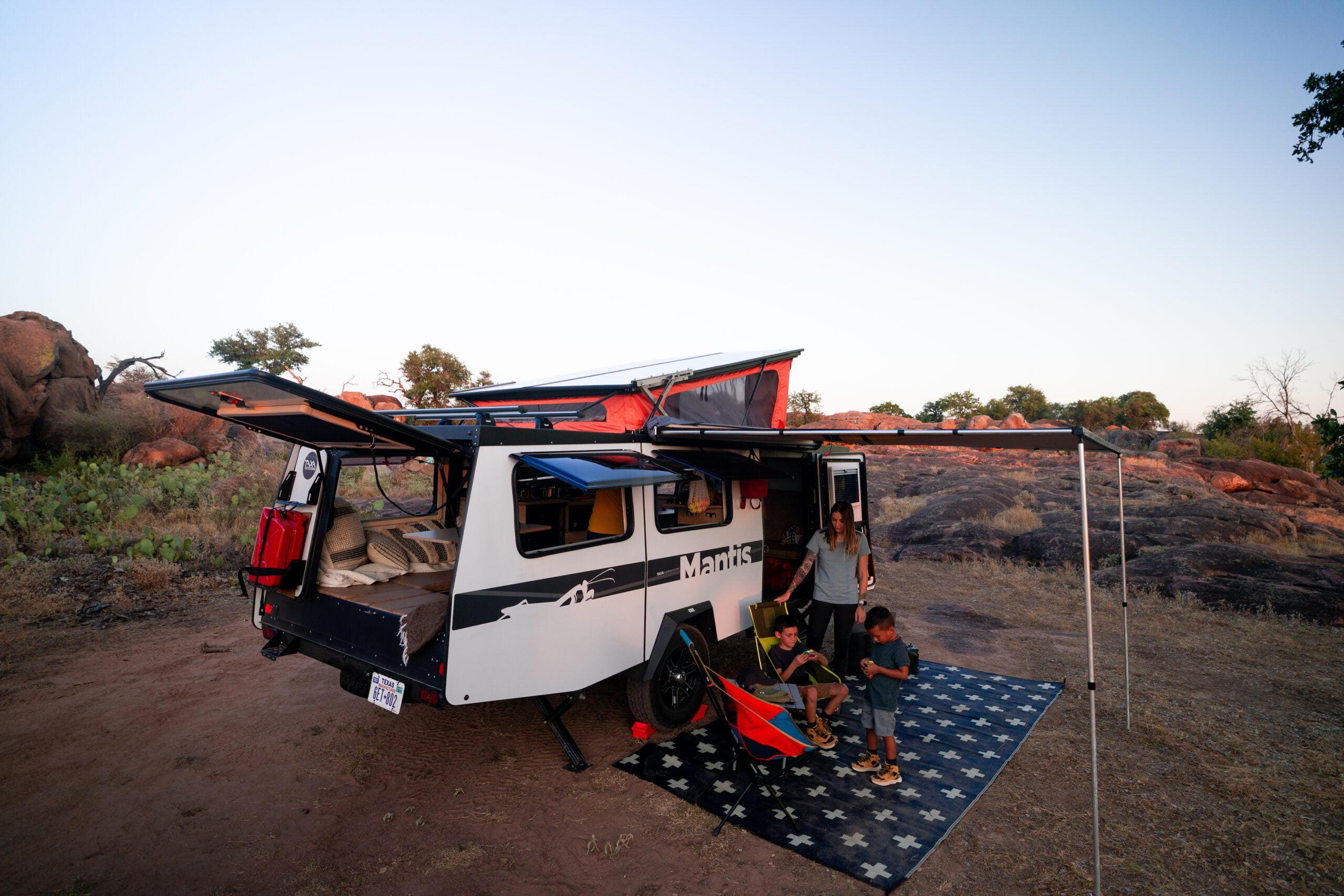 Expert Review: TAXA Mantis – the Ultimate Overlanding RV