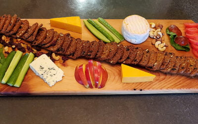 How to Make the Canadian Cult-Classic Charcuterie Board Crisp (Easily)