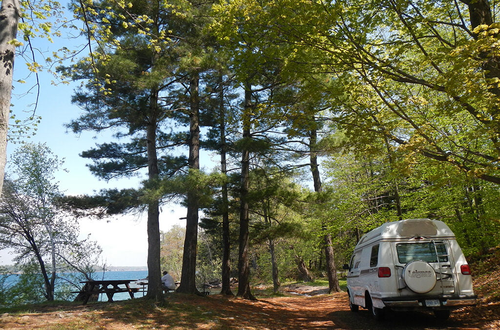A Refined RVing Experience in New York State