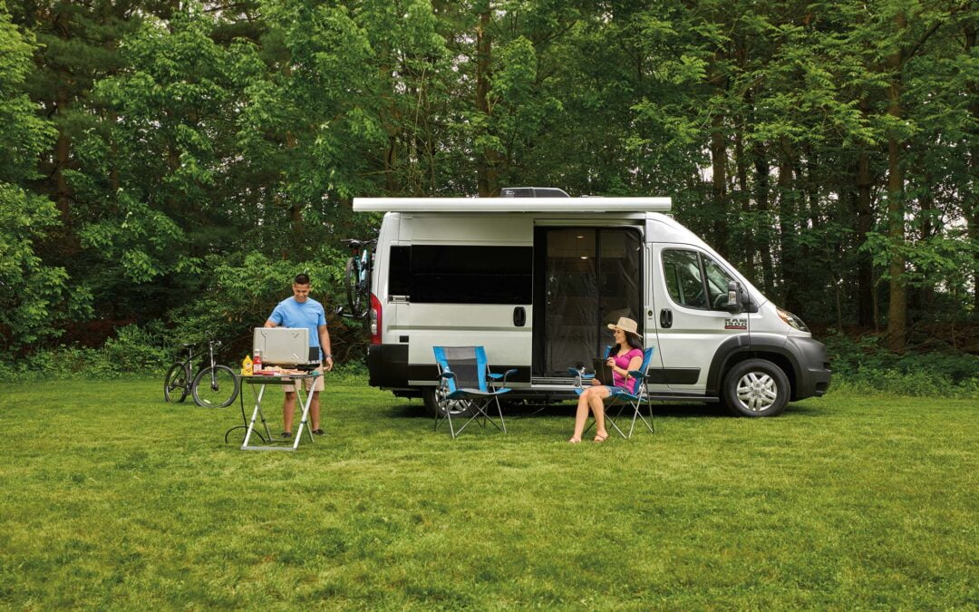 Thor Introducing New Class B RV Models: Rize and Scope