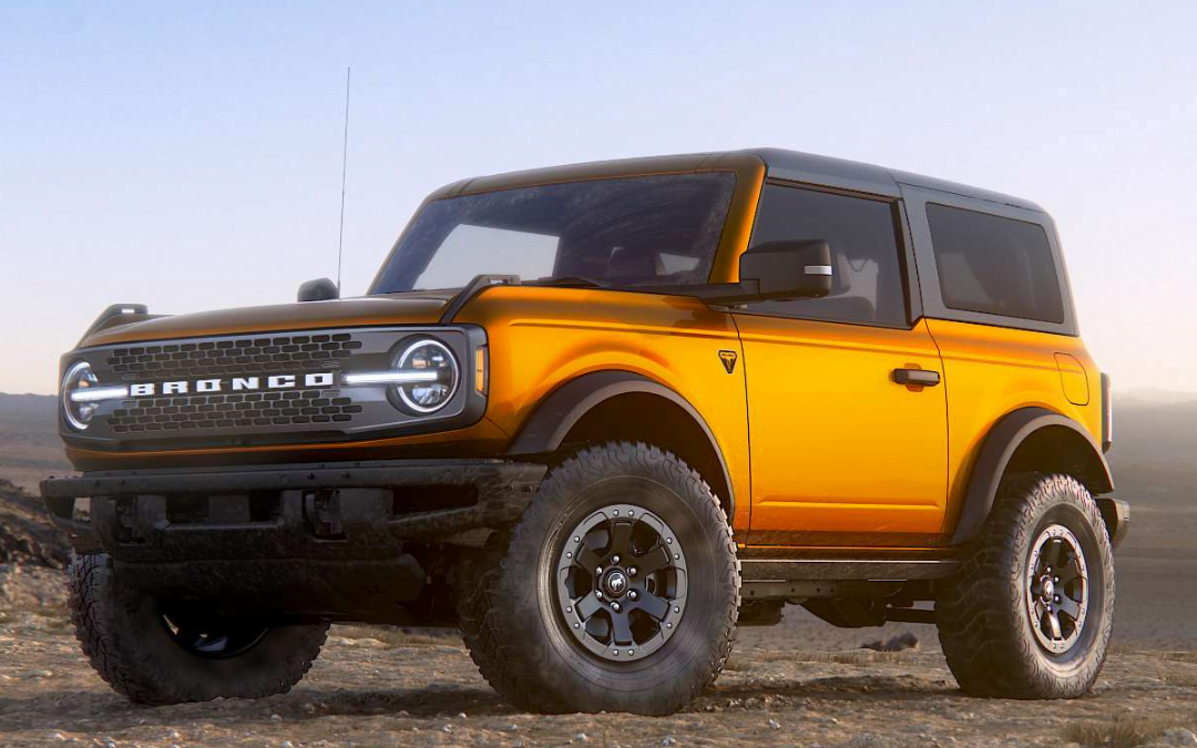 An Expert Review of the All New Ford Bronco