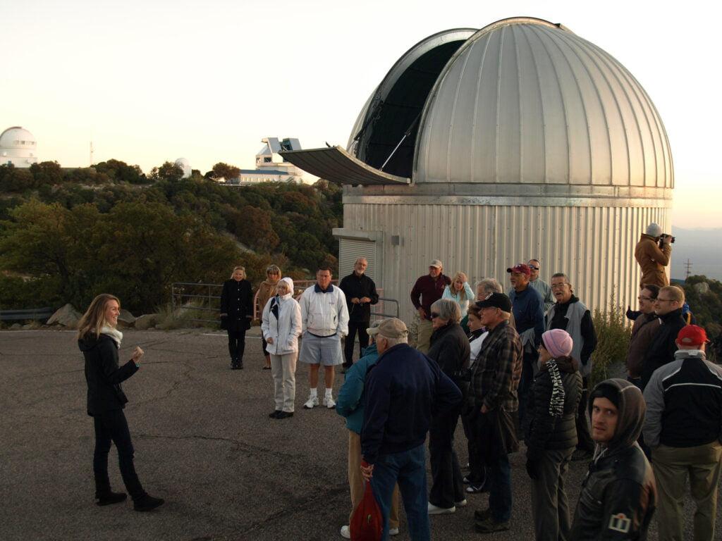 Kit Peak National Observatory.