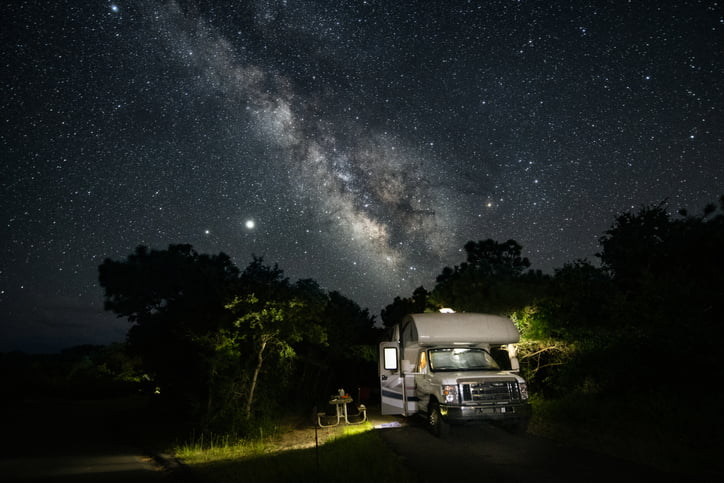 Celestial Tourism Sites You Need to Visit On Your Next RVenture